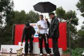 Cuatro ciclistas mazarroneros participan en la primera carrera de la Interclub