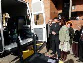 La Asamblea Local de Cruz Roja de Molina de Segura dispone de un nuevo vehículo adaptado de transporte