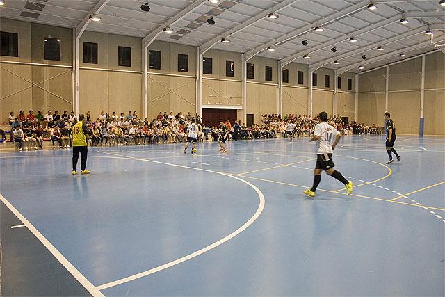 Mazarrón con el fútbol sala, Foto 1