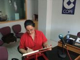 Inma Serrano ha presentado en Radio Sureste su nuevo trabajo 'Inma II'