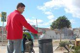 Ochenta nuevas papeleras hacen del municipio un lugar más limpio