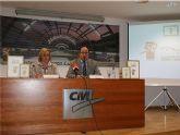 El Ayuntamiento de Puerto Lumbreras presenta el Anuario 2008 en un acto presidido por la consejera de Presidencia María Pedro Reverte