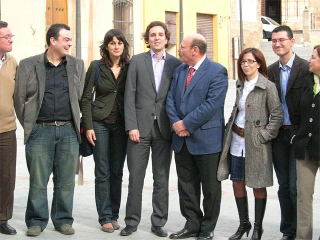 """María González (Juventudes Socialistas): """"El Gobierno de España se toma en serio el apoyo a las políticas de Juventud"""" - 1, Foto 1"""