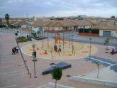 La Comunidad financia con 175.000 euros las obras del Jardín de Fátima de Torre Pacheco