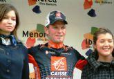 José Joaquín Rojas tercero en la primera etapa de la Challenge de Mallorca