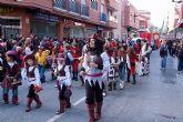 Aires de carnaval en Mazarrón