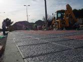 Un paseo peatonal que se prolongará durante 3 kilómetros permitirá unir los núcleos de población de Santomera y el Siscar