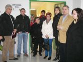 Inauguración del Centro Ocupacional de Archena para personas con discapacidad