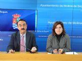 Seis bloques de viviendas de promoción pública de Molina de Segura recibirán una inversión de 200.000 euros para acometer su reparación