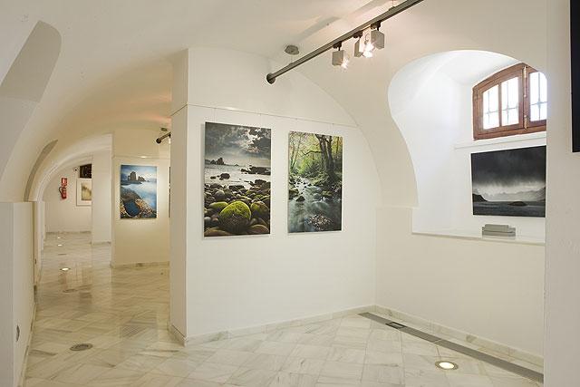 'El Laberinto Interior' en las Casas Consistoriales de Mazarrón, Foto 2