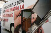 El viernes próximo tendremos de nuevo el autobús como aula móvil de información en la prevención de la violencia de género