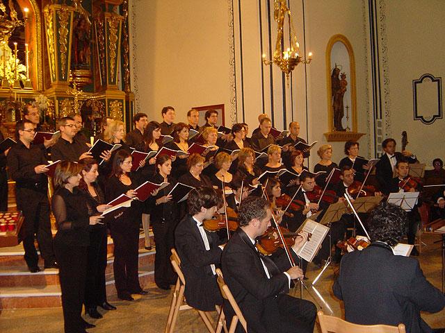 Mazarrón acoge un concierto de música clásica histórica, Foto 1
