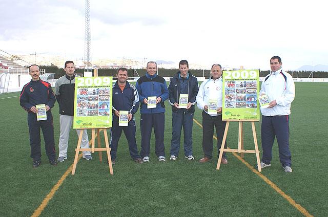Puerto Lumbreras presenta su calendario deportivo para el 2009 - 1, Foto 1