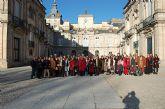 Más de 130 vecinos de Alguazas viajaron hasta Segovia en el viaje organizado por la concejalía de Igualdad del Ayuntamiento.