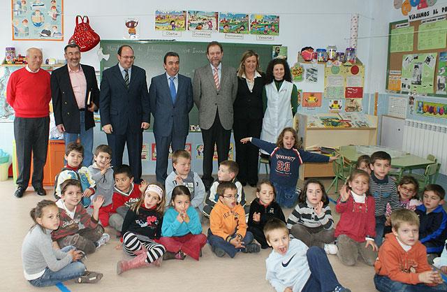Cinco millones de euros para la educación en Puerto Lumbreras - 1, Foto 1