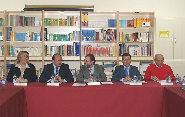 Cinco millones de euros para la educación en Puerto Lumbreras - 2, Foto 2