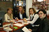 La concejalía de Industria, Comercio y Empresa ha emprendido una campaña de visitas por todas las empresas asentadas dentro del término municipal de Santomera