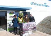 Puerto Lumbreras fomenta el turismo rural en la feria Turismur '09