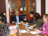 Obras Públicas subvencionará la reparación y rehabilitación de 118 viviendas de titularidad regional en Molina de Segura