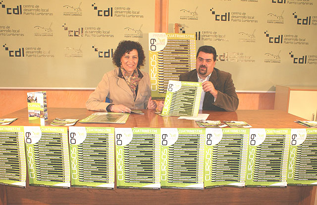 El Centro de Desarrollo Local de Puerto Lumbreras oferta más de una veintena de cursos para incrementar la actividad laboral - 1, Foto 1