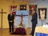 Presentado el Cartel y los cargos nazarenos de la Semana Santa de Archena