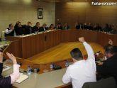 El pleno reconocerá mañana la labor de varios trabajadores del ayuntamiento de Totana con motivo de su jubilación