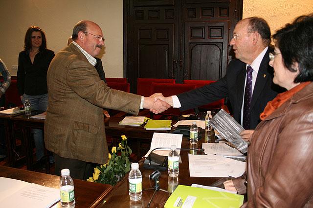 El alcalde de Mula, nuevo presidente de la Mancomunidad Turística de Sierra Espuña - 1, Foto 1