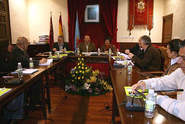 El alcalde de Mula, nuevo presidente de la Mancomunidad Turística de Sierra Espuña - 2, Foto 2