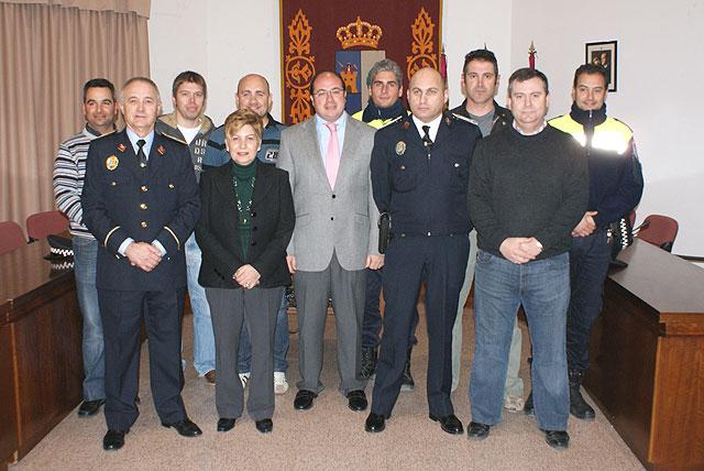 Nuevo cabo de la Policía Local en Puerto Lumbreras - 1, Foto 1