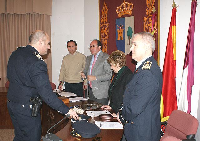 Nuevo cabo de la Policía Local en Puerto Lumbreras - 2, Foto 2