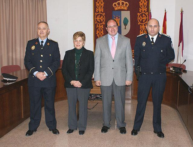 Nuevo cabo de la Policía Local en Puerto Lumbreras - 3, Foto 3