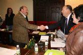 El alcalde de Mula, nuevo presidente de la Mancomunidad Tur�stica de Sierra Espuña