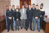 Nuevo cabo de la Policía Local en Puerto Lumbreras