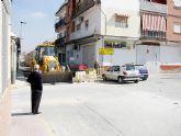 Renovación del abastecimiento de agua potable en dos barrios de Archena
