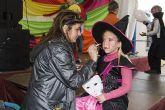 Los niños y niñas mazarroneros disfrutan del carnaval