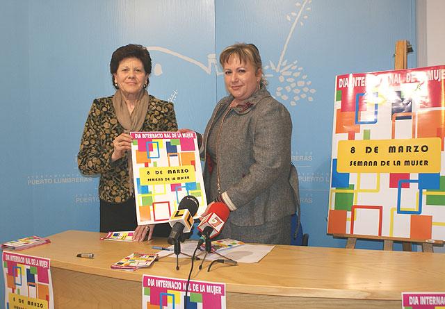Puerto Lumbreras presenta el Programa de la Semana de la Mujer 2009 - 1, Foto 1