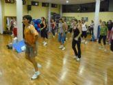 Las actividades deportivas que se realizan en la Sala Polivalente de la Piscina Municipal Cubierta se trasladarán al Pabellón de Deportes 'Manolo Ibáñez'