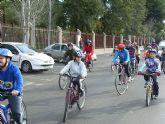 La Concejalía de Deportes organiza una nueva jornada de la Escuela Deportiva Municipal de Ciclismo
