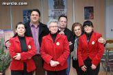 """Totana participa en las """"VIII Jornadas Internacionales de Caridad y Voluntariado UCAM 2009"""" en Murcia"""