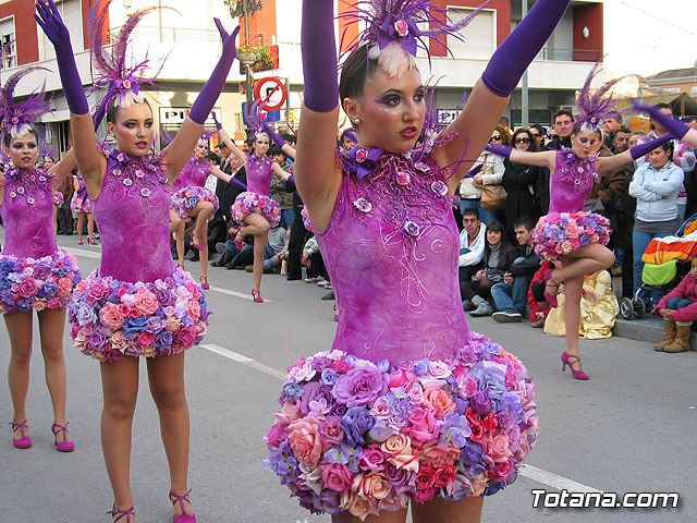 "The awards ceremony of the Carnival 2009 will take place in the disco ""Bajo Zero"""