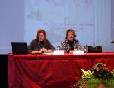 La directora de Personas con Discapacidad, Marisol Morente, clausura las I Jornadas Municipales de Salud Mental en Alcantarilla