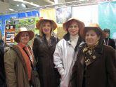 La Asociación de Amas de Casa tuvo representación en la XVIII Feria de Turismo de la Región –TURISMUR- celebrada en Torre Pacheco