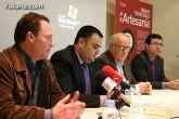 Presentado el programa de ayudas Info Financiación 2009 en el Centro Tecnológico de la Artesanía