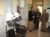 La ampliación del centro de mayores de Corvera permite a sus socios disfrutar de mejores instalaciones