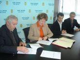 El ayuntamiento firma un convenio con una empresa de automoción para un curso de cualificación profesional inicial en el que se han inscrito 15 jóvenes