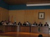 El pleno de febrero marcas las pautas a seguir en las áreas económica, educativa y urbanística de Santomera durante 2009