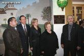 El Alcalde de Murcia agradece a los socios de Ibn-Arabi su labor a favor de la Fiesta de Moros y Cristianos