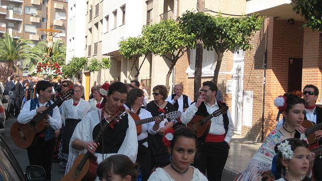 La romería de la Seda recorre La Alberca y Santo Ángel con Antonio Castillo como embajador - 2, Foto 2