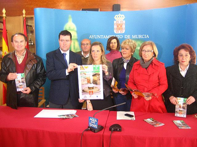La Concejalía de Medio Ambiente y Calidad Urbana también invita a los turistas a recorrer el Sendero Camina 10.000 pasos - 1, Foto 1