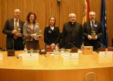 La UCAM entrega sus premios a la Solidaridad en el Congreso de los Diputados
